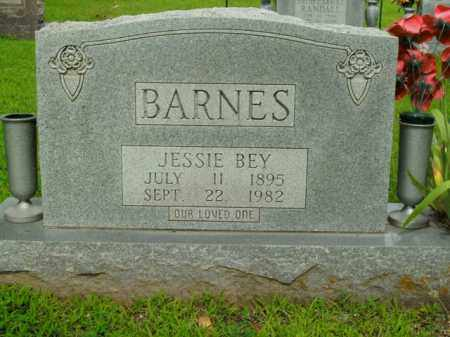 BARNES, JESSIE BEY - Boone County, Arkansas | JESSIE BEY BARNES - Arkansas Gravestone Photos