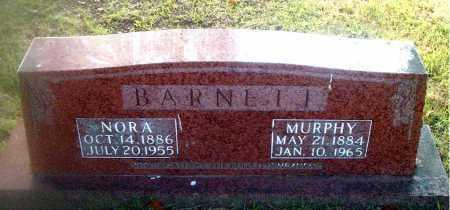 BARNETT, MURPHY - Boone County, Arkansas | MURPHY BARNETT - Arkansas Gravestone Photos