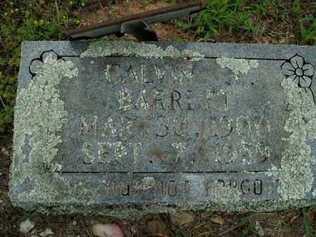 BARRETT, CALVIN A. - Boone County, Arkansas | CALVIN A. BARRETT - Arkansas Gravestone Photos