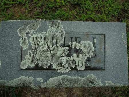 BARRETT, WRILLIE J. - Boone County, Arkansas | WRILLIE J. BARRETT - Arkansas Gravestone Photos