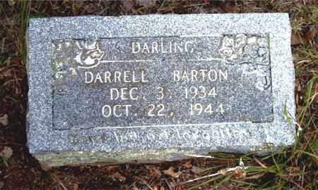 BARTON, DARRELL - Boone County, Arkansas | DARRELL BARTON - Arkansas Gravestone Photos