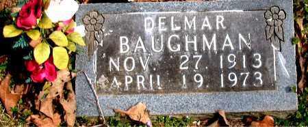 BAUGHMAN, DELMAR - Boone County, Arkansas | DELMAR BAUGHMAN - Arkansas Gravestone Photos