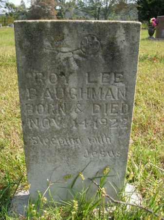 BAUGHMAN, ROY LEE - Boone County, Arkansas | ROY LEE BAUGHMAN - Arkansas Gravestone Photos