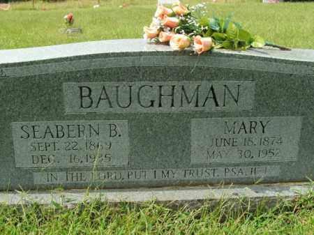 BAUGHMAN, MARY - Boone County, Arkansas | MARY BAUGHMAN - Arkansas Gravestone Photos