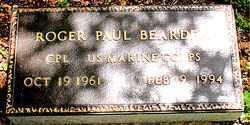 BEARDEN  (VETERAN), ROGER PAUL - Boone County, Arkansas | ROGER PAUL BEARDEN  (VETERAN) - Arkansas Gravestone Photos