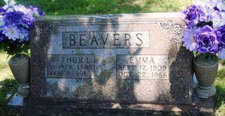 BEAVERS, EMMA - Boone County, Arkansas | EMMA BEAVERS - Arkansas Gravestone Photos