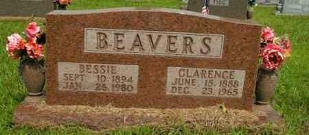 BEAVERS, BESSIE - Boone County, Arkansas | BESSIE BEAVERS - Arkansas Gravestone Photos