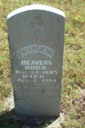 BEAVERS, CHARLEY - Boone County, Arkansas   CHARLEY BEAVERS - Arkansas Gravestone Photos