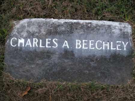 BEECHLEY, CHARLES ARTHUR - Boone County, Arkansas | CHARLES ARTHUR BEECHLEY - Arkansas Gravestone Photos