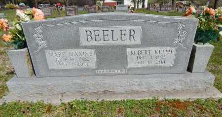 BEELER, MARY MAXINE - Boone County, Arkansas | MARY MAXINE BEELER - Arkansas Gravestone Photos
