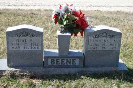 BEENE, LAWRENCE M. - Boone County, Arkansas | LAWRENCE M. BEENE - Arkansas Gravestone Photos