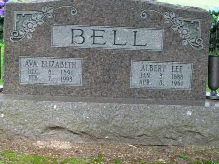 BELL, AVA ELIZABETH - Boone County, Arkansas | AVA ELIZABETH BELL - Arkansas Gravestone Photos