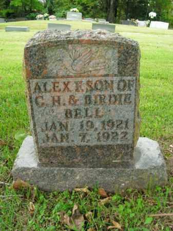 BELL, ALEX F. - Boone County, Arkansas | ALEX F. BELL - Arkansas Gravestone Photos