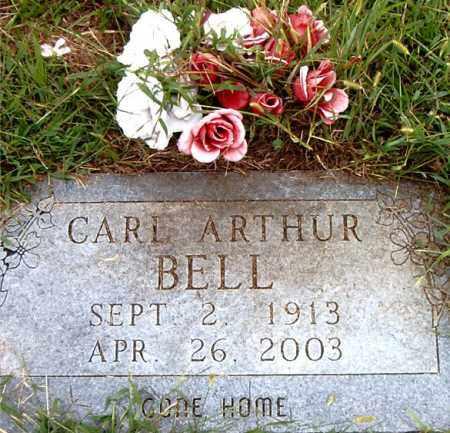 BELL, CARL ARTHUR - Boone County, Arkansas | CARL ARTHUR BELL - Arkansas Gravestone Photos