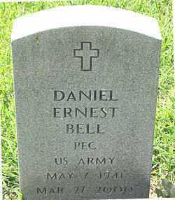 BELL  (VETERAN), DANIEL ERNEST - Boone County, Arkansas   DANIEL ERNEST BELL  (VETERAN) - Arkansas Gravestone Photos