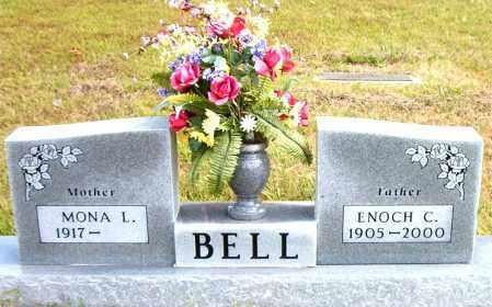 BELL, ENOCH C. - Boone County, Arkansas | ENOCH C. BELL - Arkansas Gravestone Photos