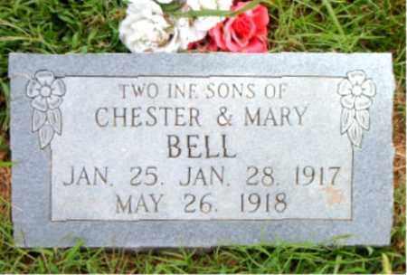 BELL, INFANT SONS - Boone County, Arkansas | INFANT SONS BELL - Arkansas Gravestone Photos