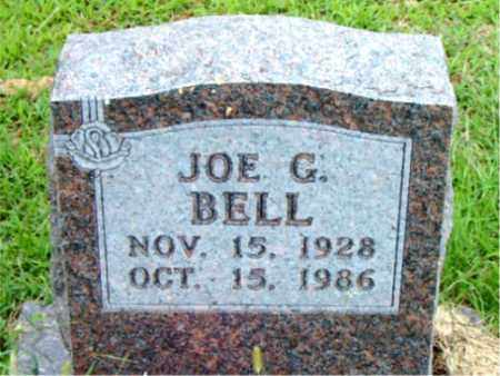 BELL, JOE G. - Boone County, Arkansas | JOE G. BELL - Arkansas Gravestone Photos