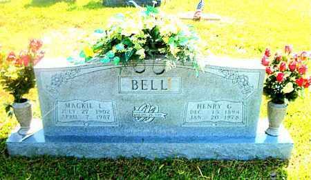 BELL, MACKIL  L. - Boone County, Arkansas | MACKIL  L. BELL - Arkansas Gravestone Photos
