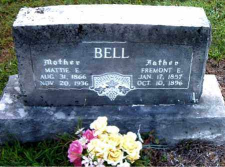 BELL, MATTIE  EUGINIA - Boone County, Arkansas | MATTIE  EUGINIA BELL - Arkansas Gravestone Photos