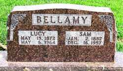 BELLAMY, SAM - Boone County, Arkansas | SAM BELLAMY - Arkansas Gravestone Photos