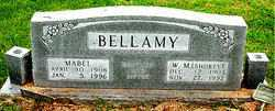 BELLAMY, W.M. - Boone County, Arkansas | W.M. BELLAMY - Arkansas Gravestone Photos