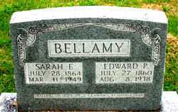 BELLAMY, SARAH E - Boone County, Arkansas | SARAH E BELLAMY - Arkansas Gravestone Photos