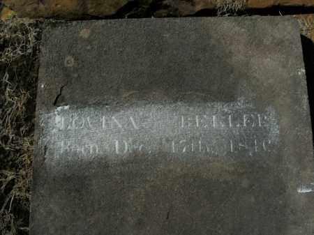 BELLER, LOVINA - Boone County, Arkansas   LOVINA BELLER - Arkansas Gravestone Photos