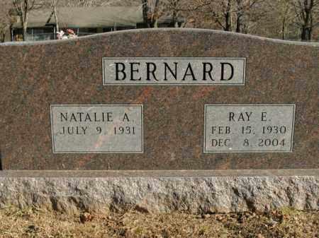 BERNARD, RAY E. - Boone County, Arkansas | RAY E. BERNARD - Arkansas Gravestone Photos