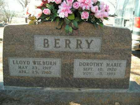 BERRY, DOROTHY MARIE - Boone County, Arkansas | DOROTHY MARIE BERRY - Arkansas Gravestone Photos