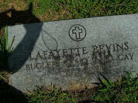 BEVINS  (VETERAN UNION), LAFAYETTE - Boone County, Arkansas | LAFAYETTE BEVINS  (VETERAN UNION) - Arkansas Gravestone Photos