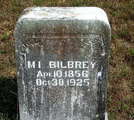 BILBREY, M. I. - Boone County, Arkansas | M. I. BILBREY - Arkansas Gravestone Photos