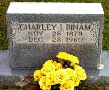 BINAM, CHARLEY  ISACC - Boone County, Arkansas | CHARLEY  ISACC BINAM - Arkansas Gravestone Photos