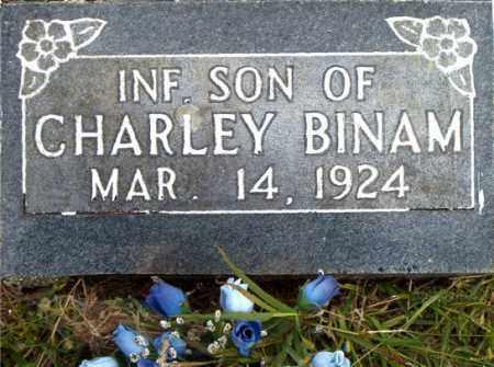 BINAM, INFANT SON - Boone County, Arkansas | INFANT SON BINAM - Arkansas Gravestone Photos