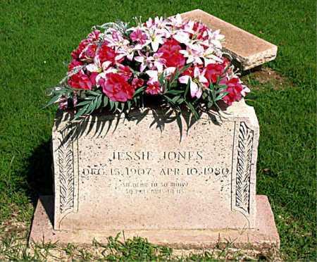 JONES, JESSIE - Boone County, Arkansas | JESSIE JONES - Arkansas Gravestone Photos