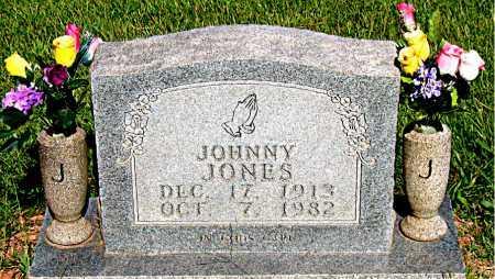 JONES, JOHNNY - Boone County, Arkansas   JOHNNY JONES - Arkansas Gravestone Photos