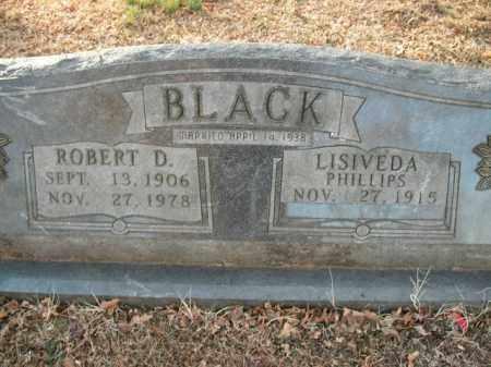 BLACK, ROBERT D. - Boone County, Arkansas   ROBERT D. BLACK - Arkansas Gravestone Photos
