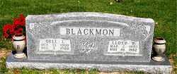 BLACKMON, IDA DELL - Boone County, Arkansas | IDA DELL BLACKMON - Arkansas Gravestone Photos