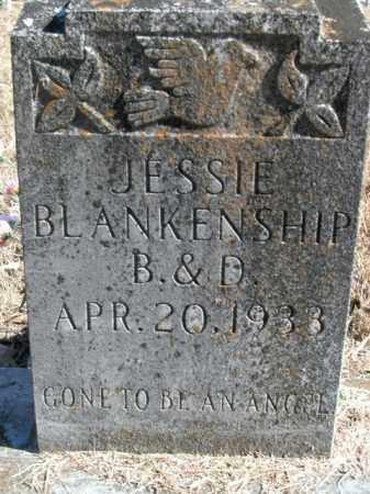 BLANKENSHIP, JESSIE - Boone County, Arkansas | JESSIE BLANKENSHIP - Arkansas Gravestone Photos