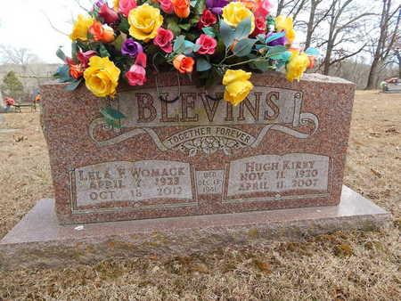 BLEVINS, HUGH KIRBY - Boone County, Arkansas | HUGH KIRBY BLEVINS - Arkansas Gravestone Photos