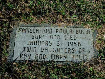 BOLIN, PAULA - Boone County, Arkansas | PAULA BOLIN - Arkansas Gravestone Photos