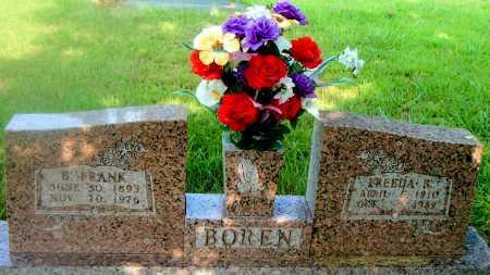 BOREN, FRIEDA RUTH - Boone County, Arkansas | FRIEDA RUTH BOREN - Arkansas Gravestone Photos