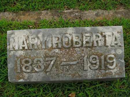 BOWER, MARY ROBERTA - Boone County, Arkansas | MARY ROBERTA BOWER - Arkansas Gravestone Photos