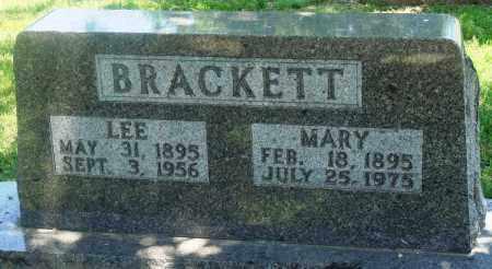 BRACKETT, CLARENCE LEE - Boone County, Arkansas | CLARENCE LEE BRACKETT - Arkansas Gravestone Photos