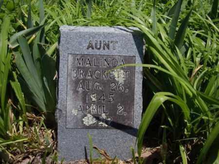 BRACKETT, MALINDA - Boone County, Arkansas | MALINDA BRACKETT - Arkansas Gravestone Photos