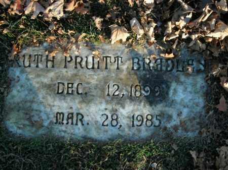 BRADLEY, RUTH - Boone County, Arkansas | RUTH BRADLEY - Arkansas Gravestone Photos