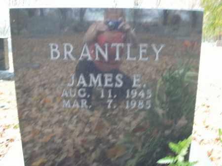 BRANTLEY, JAMES E. - Boone County, Arkansas | JAMES E. BRANTLEY - Arkansas Gravestone Photos