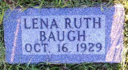 BAUGH, LENA RUTH - Boone County, Arkansas | LENA RUTH BAUGH - Arkansas Gravestone Photos