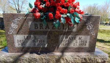 BRAZELL, FAYE M. - Boone County, Arkansas | FAYE M. BRAZELL - Arkansas Gravestone Photos