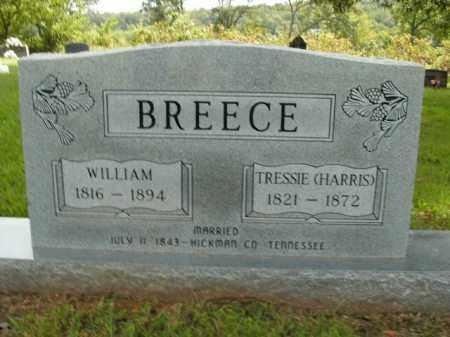BREECE, WILLIAM - Boone County, Arkansas | WILLIAM BREECE - Arkansas Gravestone Photos